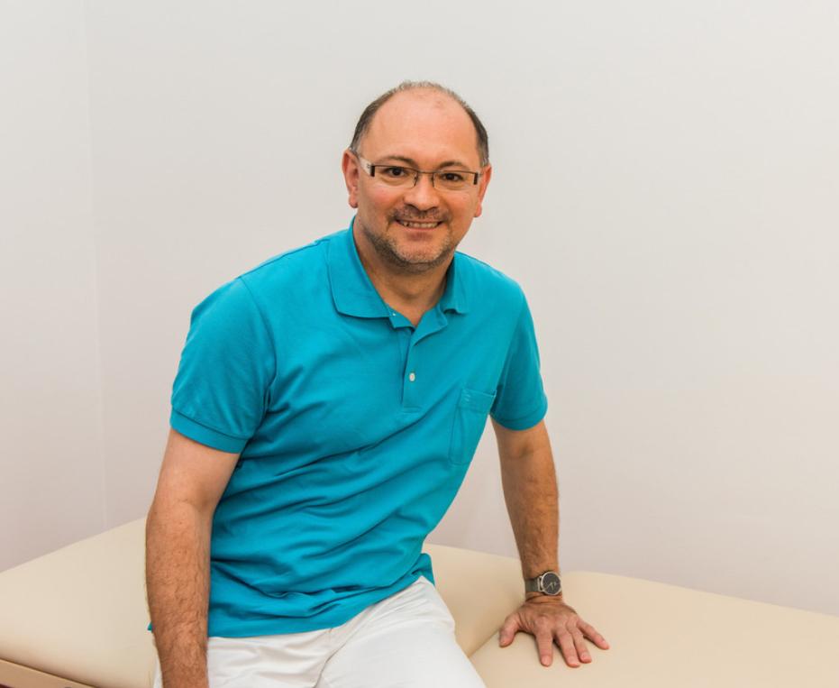 Wigand Wenninger, Heilpraktiker